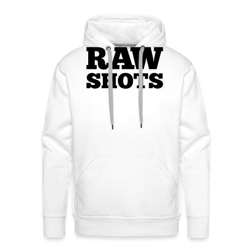 RAW Shots - Mannen Premium hoodie