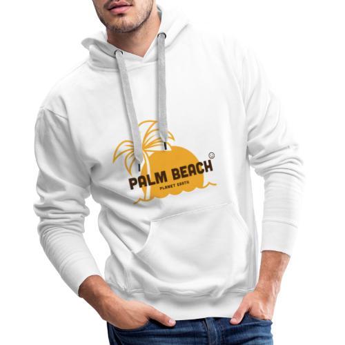 Palm Beach - Men's Premium Hoodie