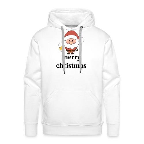 Santa - Männer Premium Hoodie