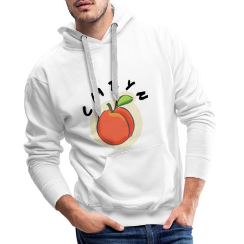 Call Me By Your Name | Pfirsich | Film - Männer Premium Hoodie