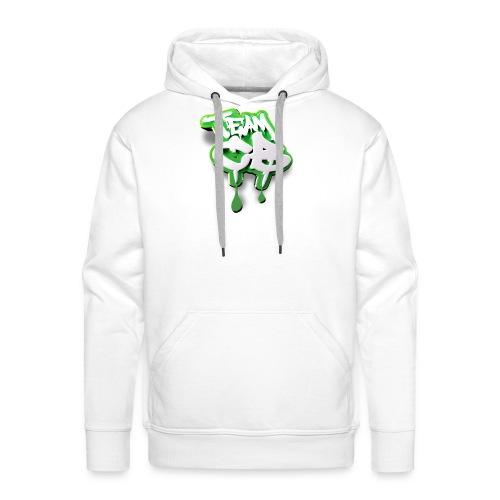 TEAMCB GREEN edited - Men's Premium Hoodie