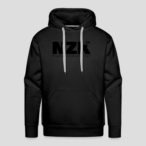 logo nzk films - Mannen Premium hoodie