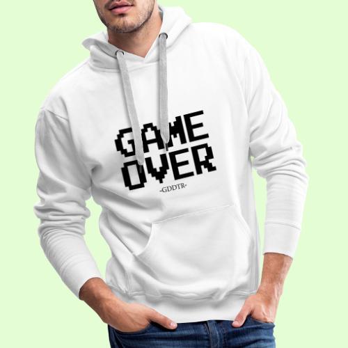 Game Over - Männer Premium Hoodie