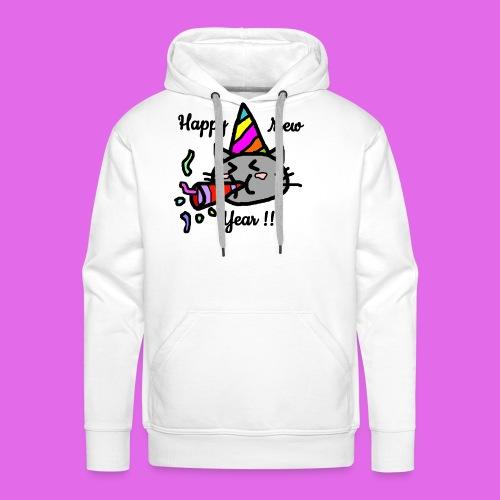 New Year ! - Sweat-shirt à capuche Premium pour hommes