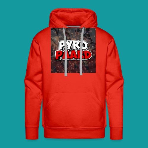 PyroPaard - Mannen Premium hoodie