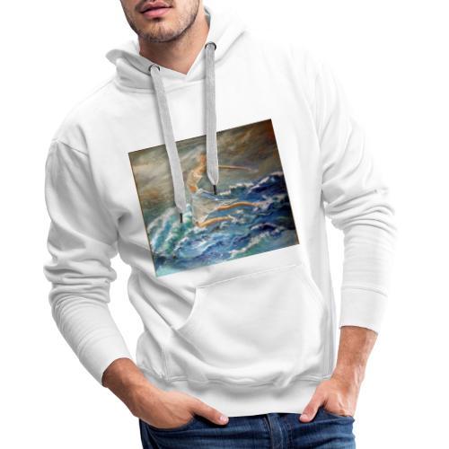 Gacela - Sudadera con capucha premium para hombre