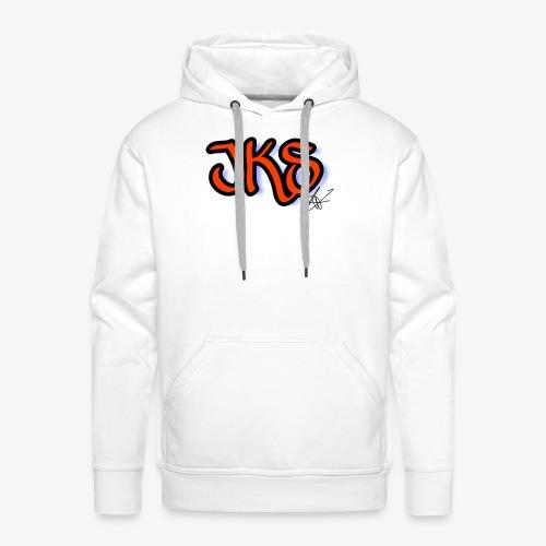 JKS - Sweat-shirt à capuche Premium pour hommes