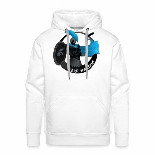 LOGO DARK SPARTANS - Sweat-shirt à capuche Premium pour hommes