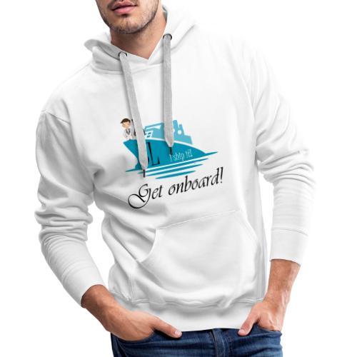 BL Ship - Men's Premium Hoodie