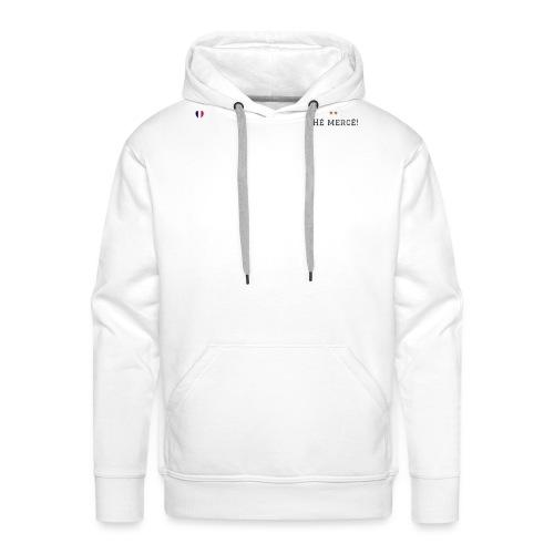 Gamme de produit homme,femme et enfant hé mercé - Sweat-shirt à capuche Premium pour hommes
