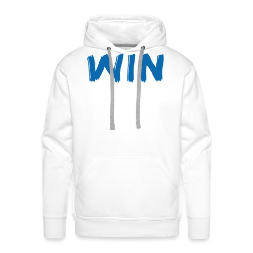 Win / Gewinner / T-Shirt - Männer Premium Hoodie