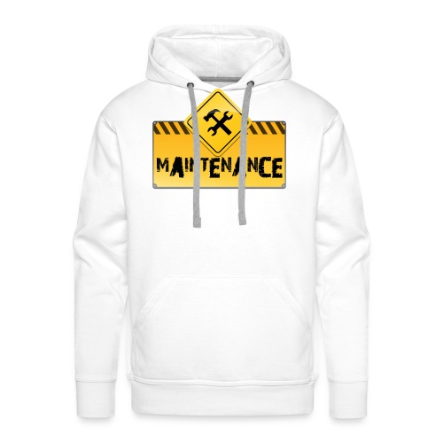 Maintenance - Men's Premium Hoodie