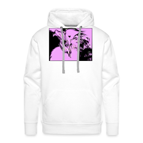 Melting Kiss - Men's Premium Hoodie
