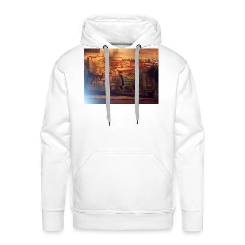 graffiteur - Sweat-shirt à capuche Premium pour hommes