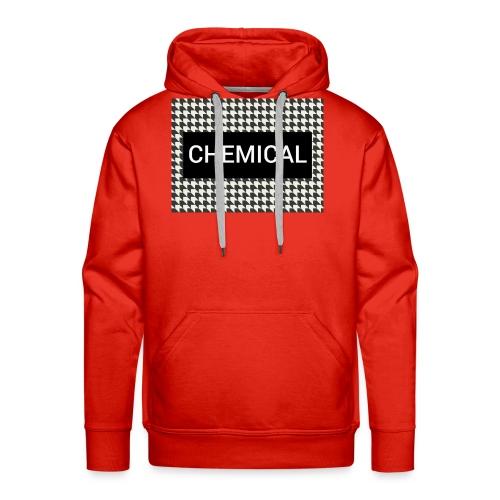 CHEMICAL - Felpa con cappuccio premium da uomo