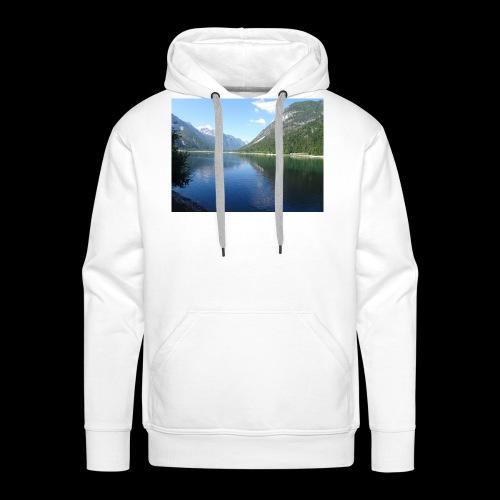 Landschaft - Männer Premium Hoodie
