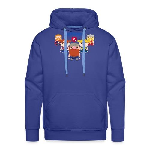 Viking Friends - Men's Premium Hoodie