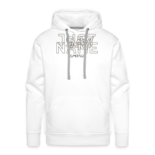 Just Say My Name komraus - Men's Premium Hoodie