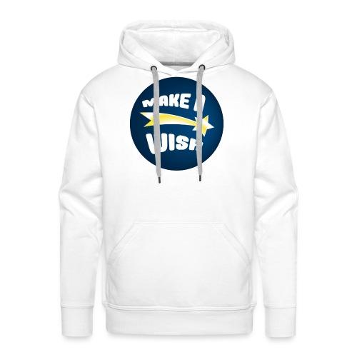 Make a wish - Männer Premium Hoodie