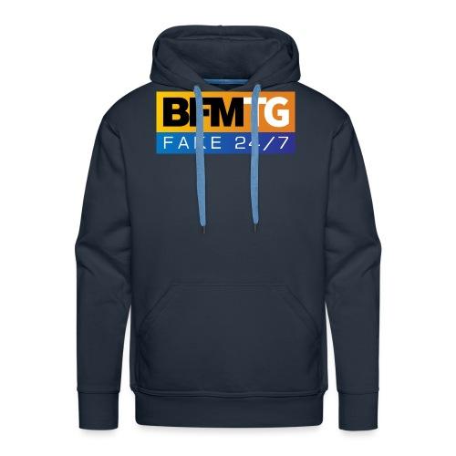 BFMTG - Sweat-shirt à capuche Premium pour hommes