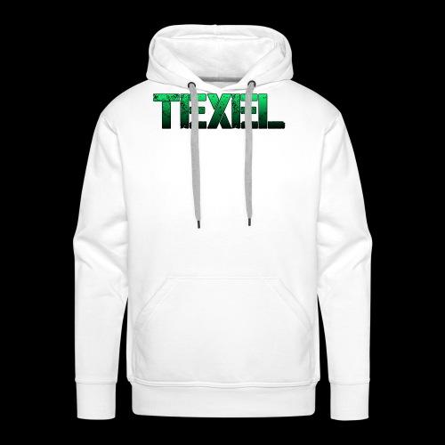 Texel - Mannen Premium hoodie