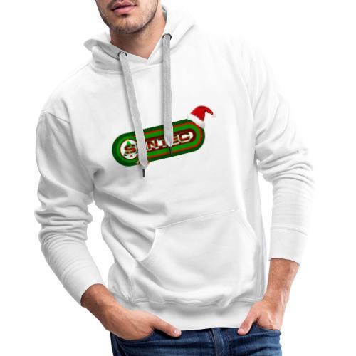LOGO SENTEC CHRISTMAS - Sudadera con capucha premium para hombre