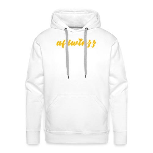 af.twinzz Clothing - Men's Premium Hoodie