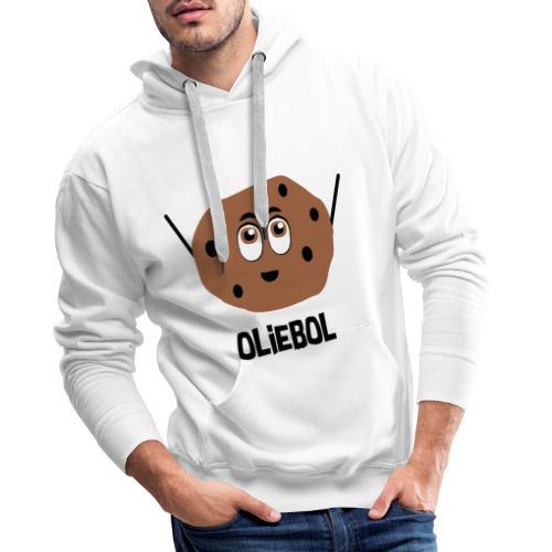 Oliebol - Mannen Premium hoodie