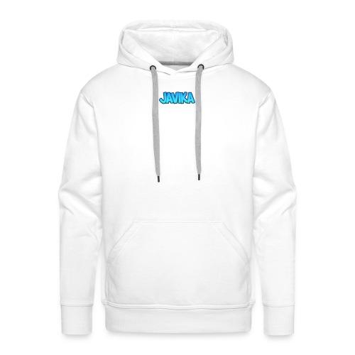 JAVIKA - Mannen Premium hoodie