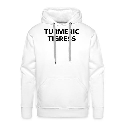 Turmeric Tigress - Men's Premium Hoodie
