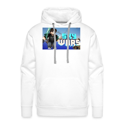 Skywars Pet - Sweat-shirt à capuche Premium pour hommes