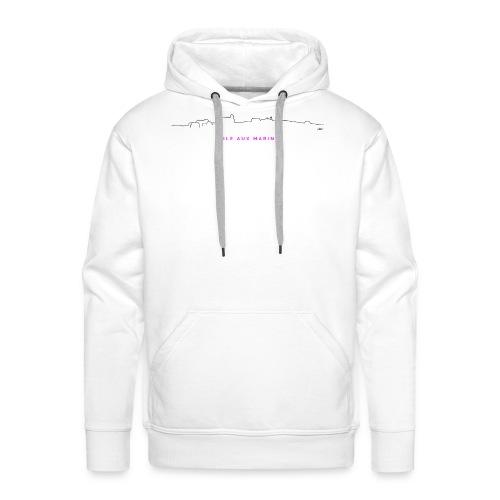 aLIX aNNIV - Sweat-shirt à capuche Premium pour hommes