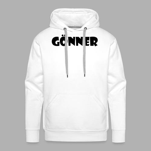 Goenner - Männer Premium Hoodie