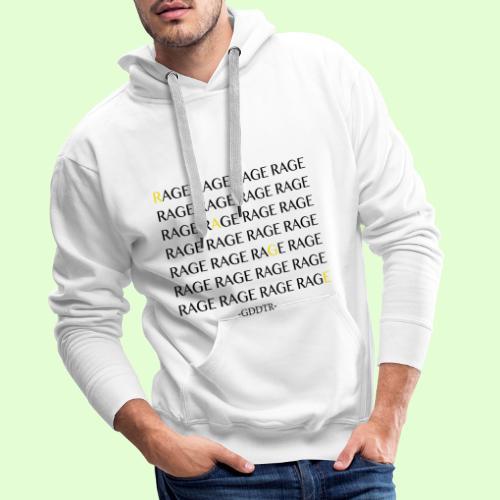 Rage - Männer Premium Hoodie