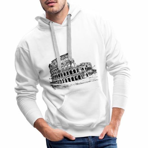 Kolosseum - Männer Premium Hoodie