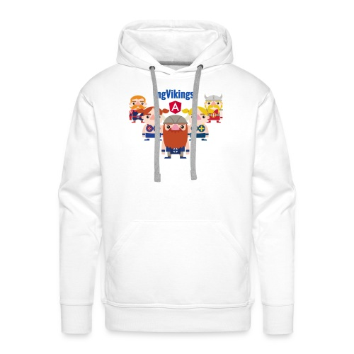 Viking Friends - Men's Premium Hoodie