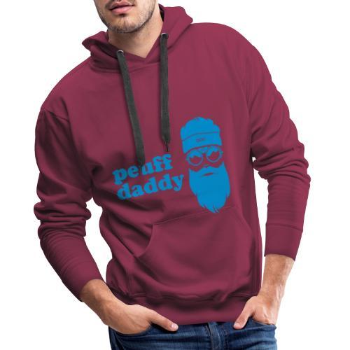 Peuff daddy - Sweat-shirt à capuche Premium pour hommes