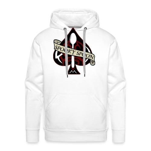 logotransparent png - Sweat-shirt à capuche Premium pour hommes