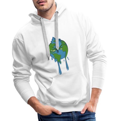 planetcontest - Sweat-shirt à capuche Premium pour hommes