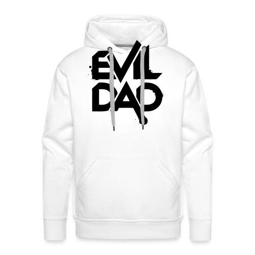 Evildad - Mannen Premium hoodie