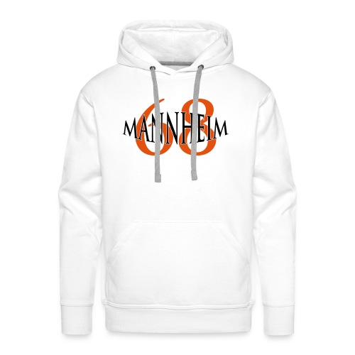 mannheim - Männer Premium Hoodie