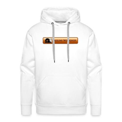 i logo1tshirt copie - Sweat-shirt à capuche Premium pour hommes