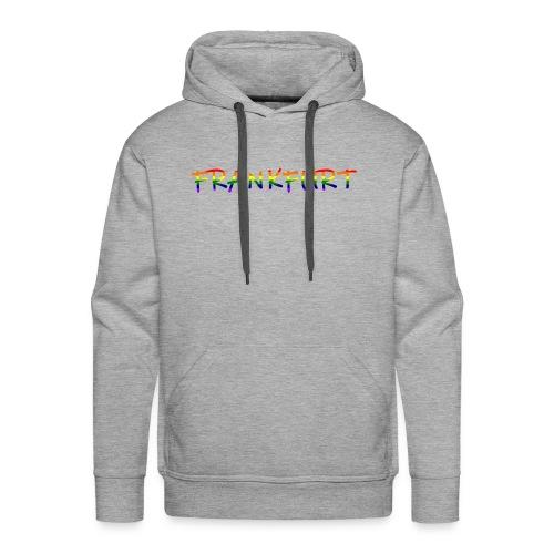 Frankfurt Rainbow #1 - Männer Premium Hoodie