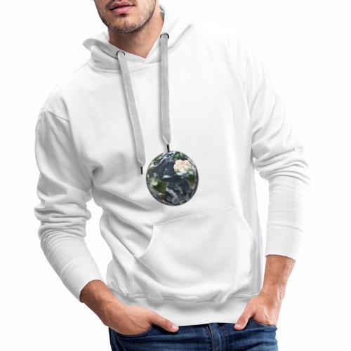 LOGO_ICONES - Sweat-shirt à capuche Premium pour hommes