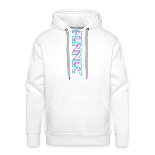 Fennec90 - Sweat-shirt à capuche Premium pour hommes