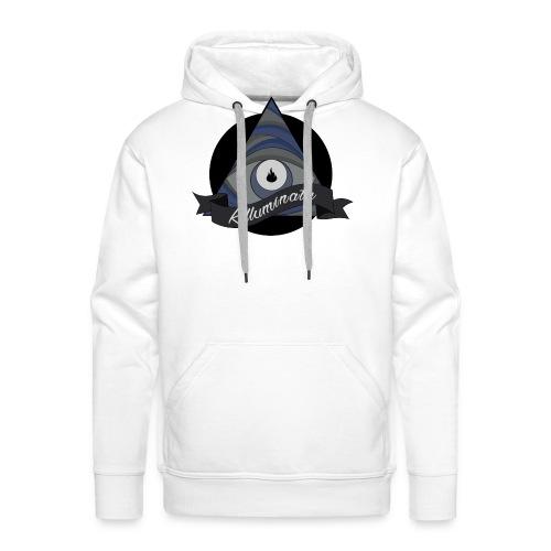 Killuminaty - Sweat-shirt à capuche Premium pour hommes