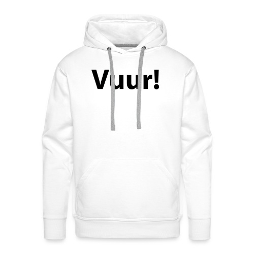 tshirt_PNG5431-png - Mannen Premium hoodie