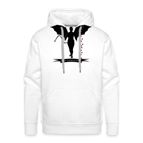 Böser Schmetterling - Männer Premium Hoodie