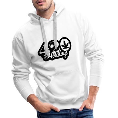 420Holidays - Männer Premium Hoodie