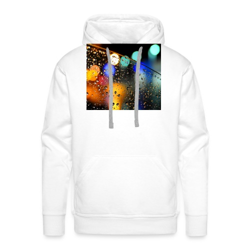 Abstract - Sudadera con capucha premium para hombre